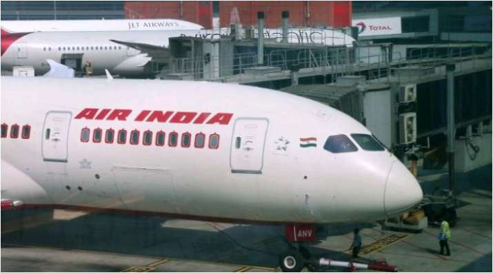 Air India emergency landing
