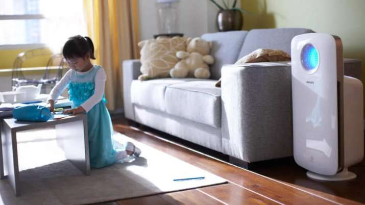 Buying an air purifier? Look for one with HEPA filters