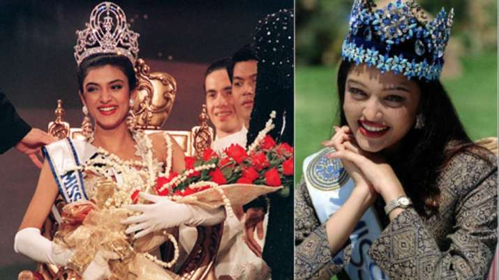 This Day That Year Aishwarya Rai Brought Home The Miss World Crown In 1994 Celebrities News India Tv