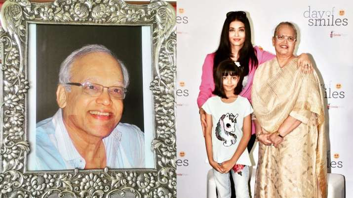 Aishwarya Rai Bachchan remembers father with special post on birthday