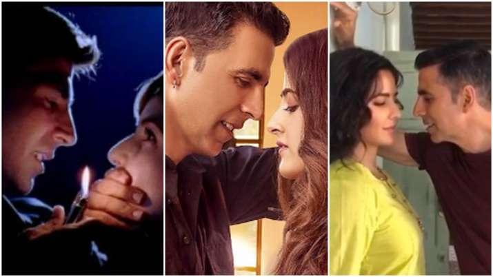 Akshay Kumar, Katrina Kaif's video on Filhall song from Sooryavanshi set will remind you of Namastey