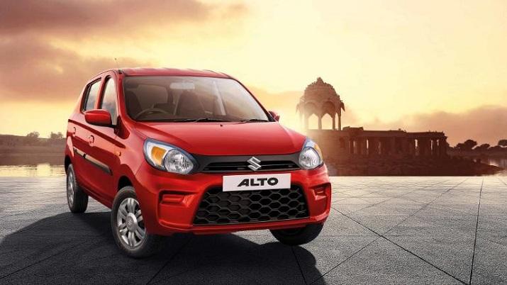 Maruti's Alto crosses 38 lakh sales milestone