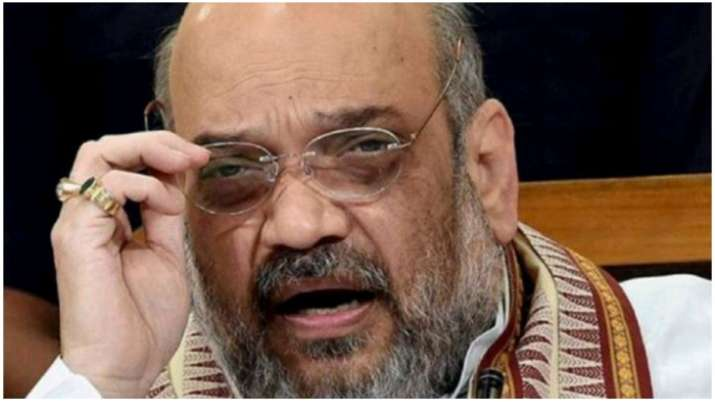 Amit Shah targets Congress