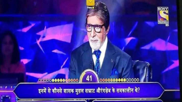 Boycott KBC rules trends post incorrect reference to Chhatrapati Shivaji Maharaj