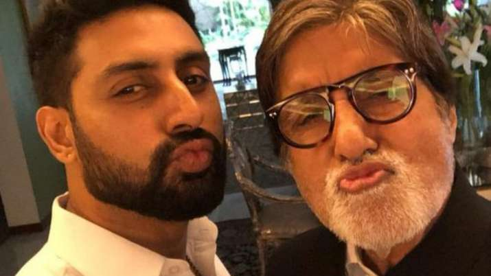 Amitabh Bachchan shares letter by child Abhishek Bachchan and it is the sweetest
