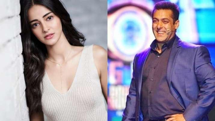 Ananya Pandey's 'pinch me' moment on meeting Salman Khan