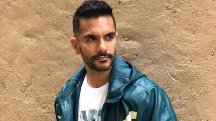 Angad Bedi excited to play cop in web series MUMBhai
