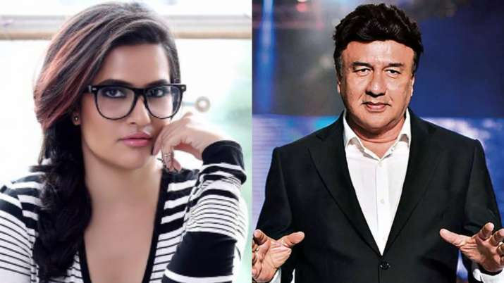 Sona Mohapatra's reply to Anu Malik's open letter