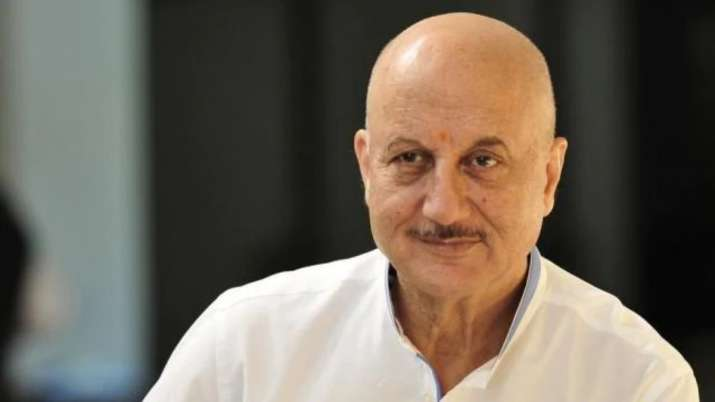 I never carry the burden of my legacy: Anupam Kher