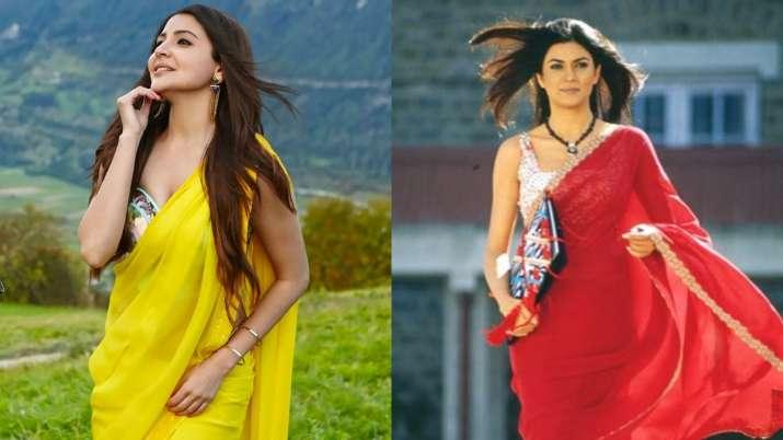 Anushka Sharma to recreate Sushmita Sen's glamourous teacher role in Satte Pe Satta remake?