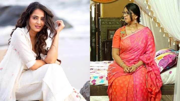 Anushka Shetty's transformation from plump to 'patakha'