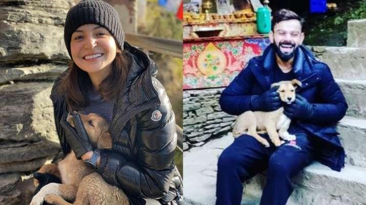Anushka Sharma-Virat Kohli's pictures from Bhutan will make