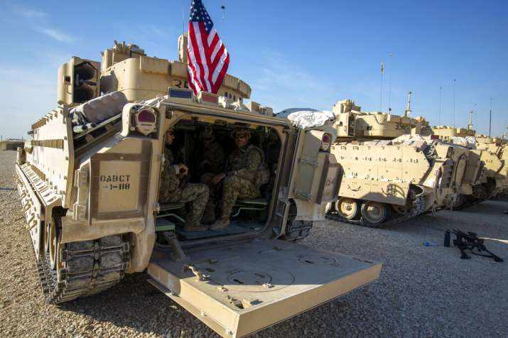 Numbers show US has spent $6.4 trillion in war against