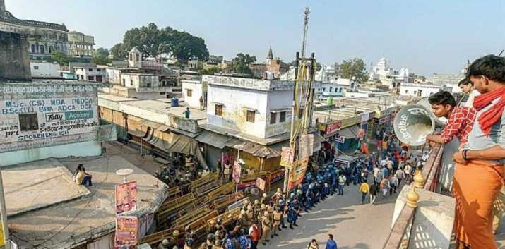 With Ayodhya verdict on card MHA issues security advisory to all states