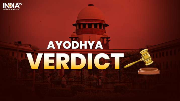 Ayodhya: Nirmohi Akhara is not a shebait or devotee of the deity Ram Lalla, says Supreme Court