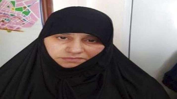India Tv - Asma Fawzi Muhammad al-Qubaysi, a wife IS leader Abu Bakr al-Baghdadi