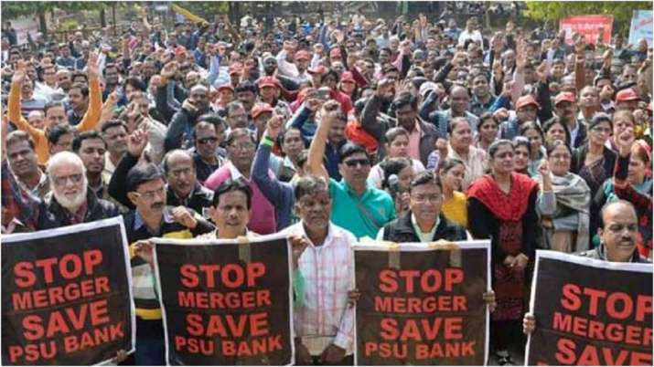 Bank unions to stage dharna before Parliament on December 10