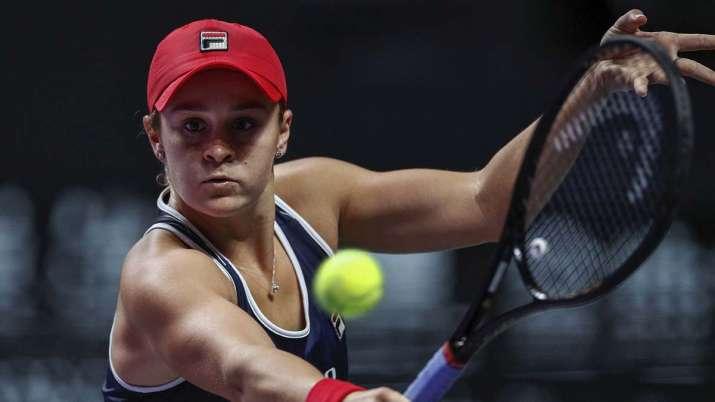 Ashleigh Barty, karolina Pliskova, WTA Finals, Elina Svitolina