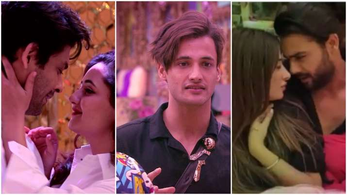 Bigg Boss 13 November 25 LIVE UPDATES: Housemates paint the house red with their romance