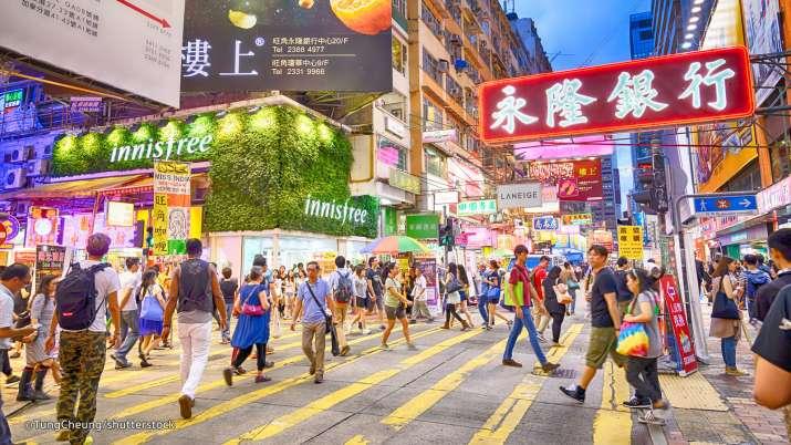India Tv - Hong Kong