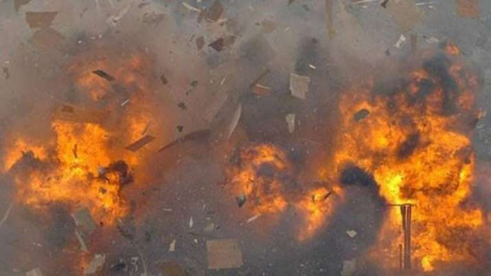 Massive explosion in Bengal's Naihati after seized