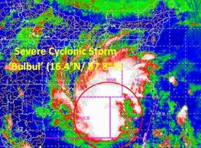 Bangladesh orders massive evacuation for Cyclone Bulbul