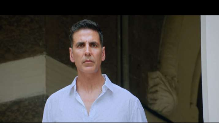 Akshay Kumar reveals the reason why he made music video debut