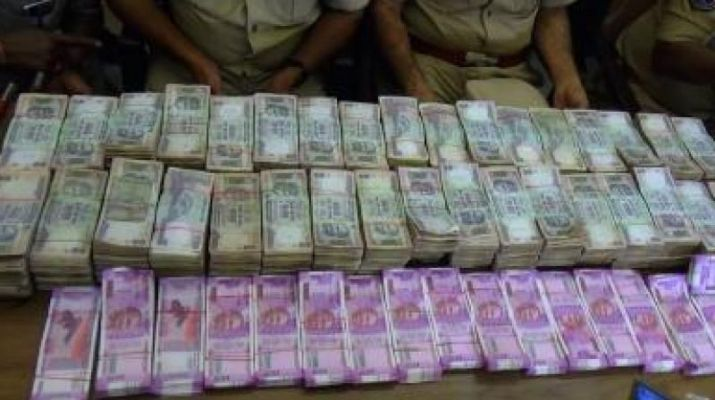 Rs 2.44 crore cash seized by ACB from engineer's residence (Representational Image)