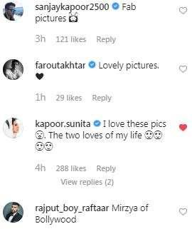 India Tv - Sunita Kapoor, Farah Khan, Sanjay Kapoor