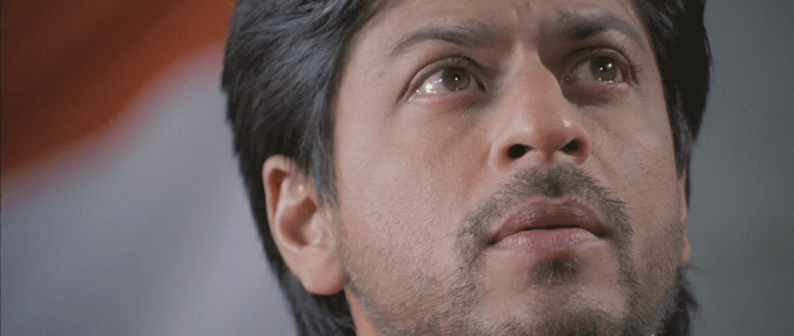 When the actor in Shah Rukh Khan took over the star, in 'Chak De India's  climax | Bollywood News – India TV