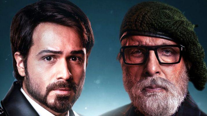 Emraan Hashmi, Amitabh Bachchan, Chehre