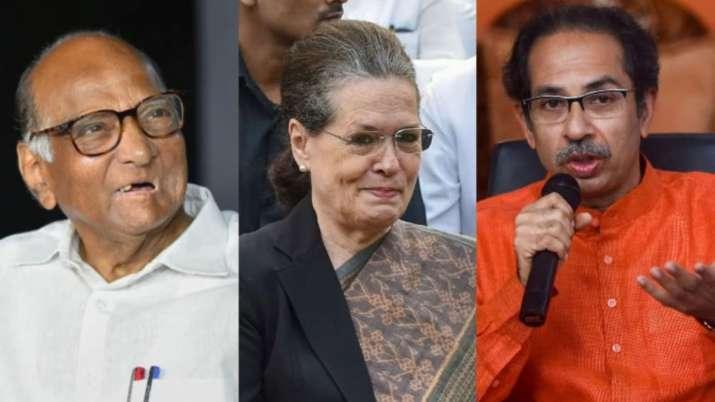 Sena-NCP-Congress alliance could be named 'Maha Vikas