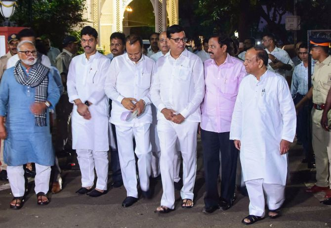 Buzz around Jaipur resort hosting Maharashtra Congress
