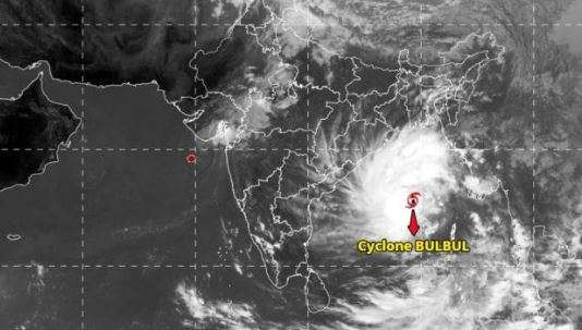 Centre assures states all help to deal with cyclone 'Bulbul'