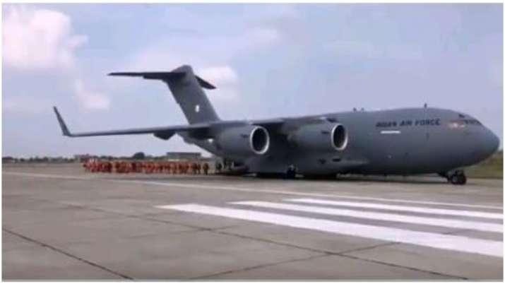 Cyclone Maha IAF