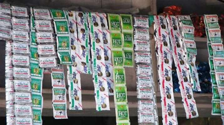 Assam government bans gutka, pan masala containing tobacco