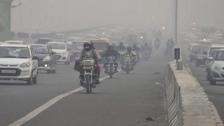 Air pollution may drive upcoming Delhi assembly polls
