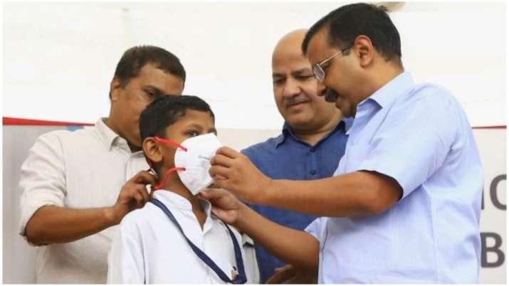 Delhi Air Quality Arvind Kejriwal
