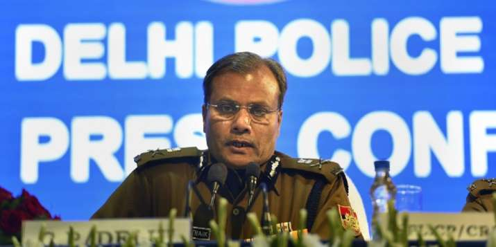 34 inspectors of Delhi Police transferred