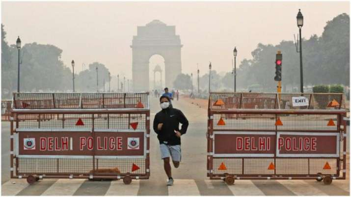 Delhi air quality 'severe' for 4th consecutive day