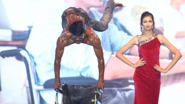 40 Divya Heroes showcase awe-inspiring performances at 14th Divyang Talent & Fashion Show