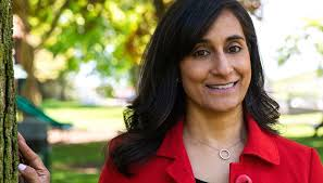 Meet Anita Anand, first Hindu woman lawmaker in Canada's