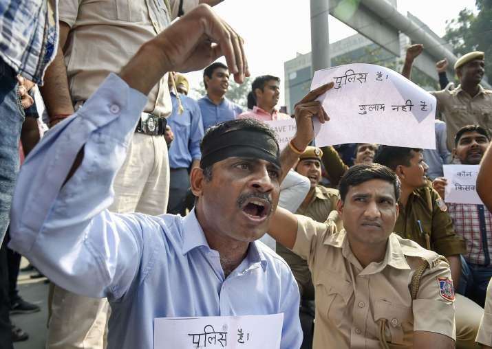 Explained: Why are the men in Khaki out on streets
