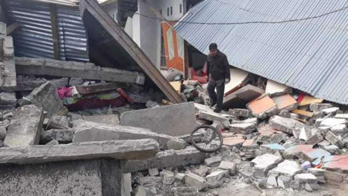 Nepal completes 83 per cent of post-earthquake reconstruction