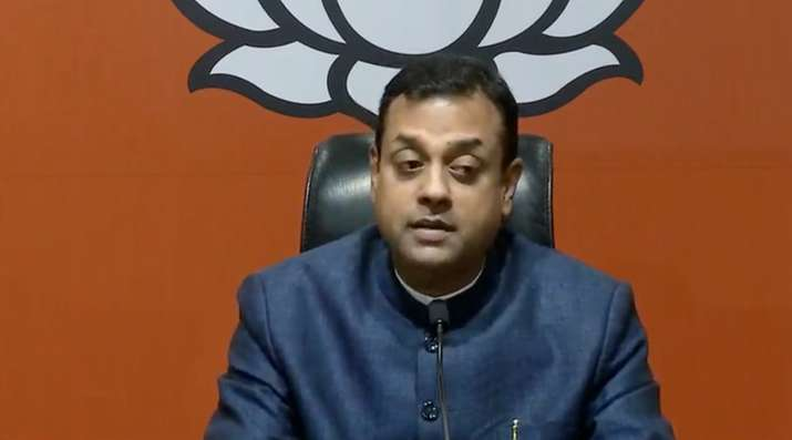Sonia Gandhi should apologize to the nation, says Sambit Patra