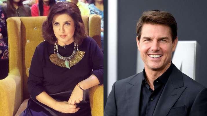 Farah Khan wants to make Tom Cruise dance
