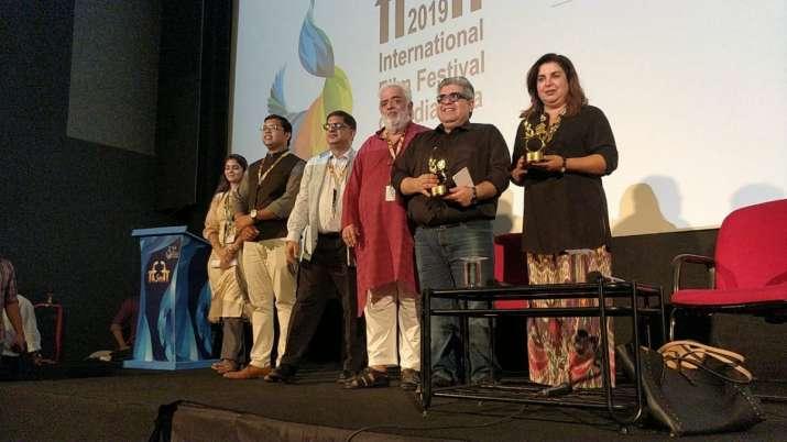 IFFI 2019 farah khan