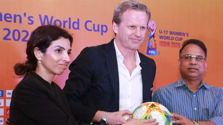 FIFA happy post inspection in Bhubaneswar for U-17 Women's World Cup