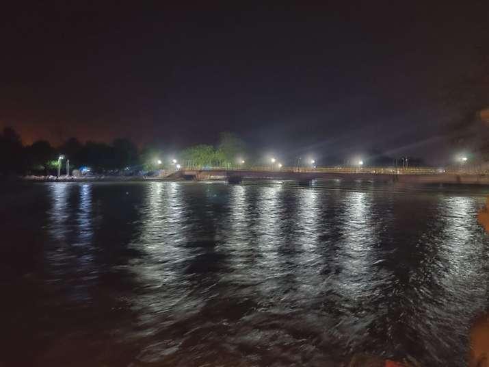 India Tv - A view of the Ganga from Haveli Hari Ganga in Haridwar.