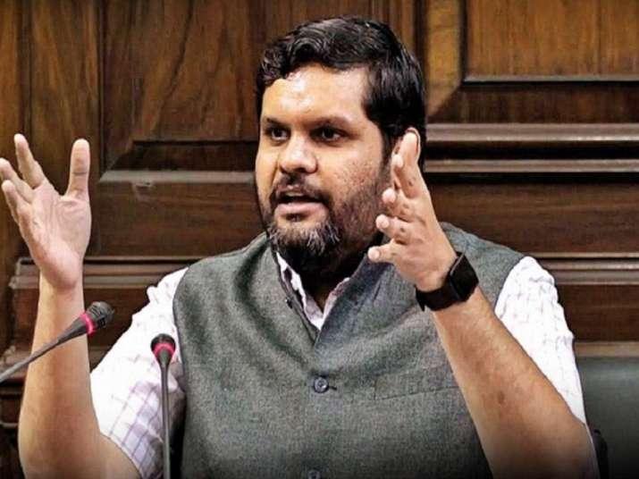 Congress fields Gourav Vallabh against Jharkhand CM